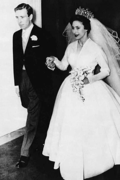 Princess Margaret's marriage to Antony Armstrong-Jones, 1960
