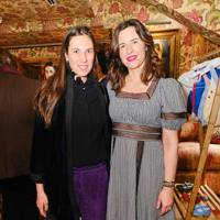 Tatiana Casiraghi and Celia Muñoz