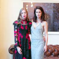 Anouska Beckwith and Andi Potamkin