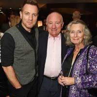 Ewan McGregor, James McGregor and Carol McGregor