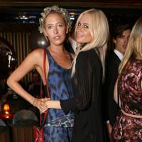 Sophia Hesketh and Poppy Delevingne