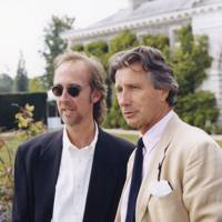 Mike Rutherford and Arnaud Bamberger