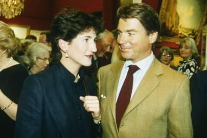Mrs John Nesbitt and Hugo De Ferranti