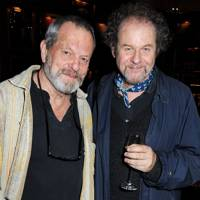 Terry Gilliam and Mike Figgis
