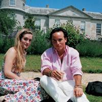 Daisy Walker and Peter Hill
