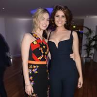 Lily James and Gemma Arterton