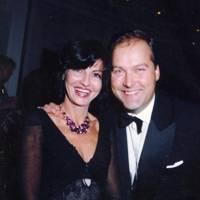 Mrs Michael Boxford and the Hon Harry Herbert