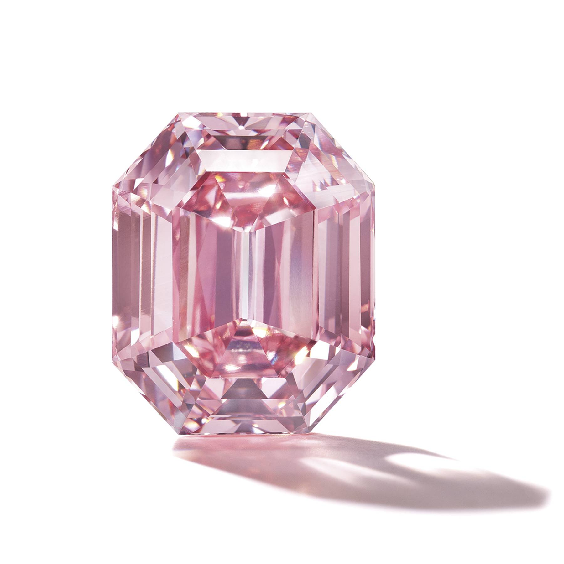 The Pink Legacy: Largest pink diamond at Christie\'s | Tatler