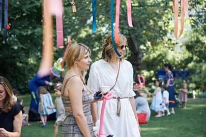 Lisa Mehydene and Sarah Tomczak