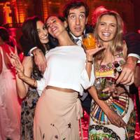Jen Williams, Josefina Theo, Oliver Van Der Wyck and Madeleine Crewe-Read
