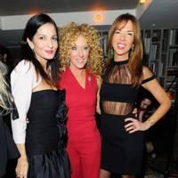 Yasmin Mills, Kelly Hoppen and Heather Kerzner