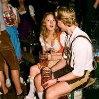 Emma Ohlsson and Patric Olofssen