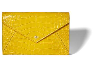 ENVELOPE BAG OF THE YEAR: WILLIAM & SON