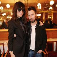 Emmanuelle Alt and Anthony Vaccarello