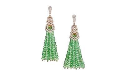 https://www.williamandson.com/the-london-collection-rose-gold-tsavorite-garnet-and-diamond-earrings/