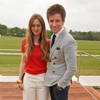 Hannah Redmayne and Eddie Redmayne