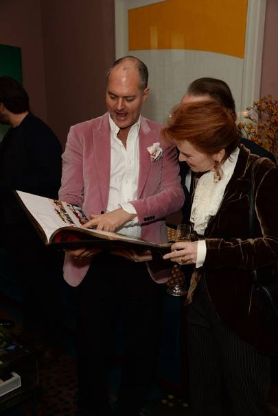 Paul Price and Ann Pleshette Murphy