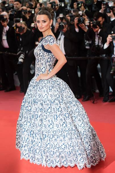 Tatler's August cover star Penélope Cruz's best red carpet moments