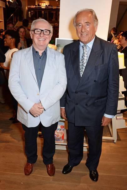 John Reid and Christopher Foyle