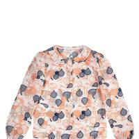 Silk blouse, £305, by Paul & Joe