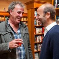 Jeremy Clarkson and Eric Fellner