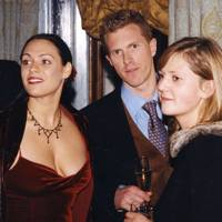 Leanne Gill, Martin Geach and Tamsin Mussen