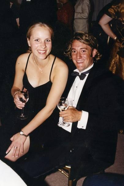 Charlotte Lee and Simon Oldridge