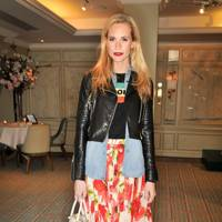 Poppy Delevingne in J Brand