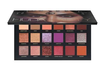 Huda BeautyDesert Dusk palette