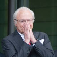 King Carl XVI Gustav of Sweden, 2013