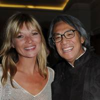 Kate Moss and Sir David Tang, 2008