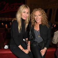 Melissa Odabash and Kelly Hoppen