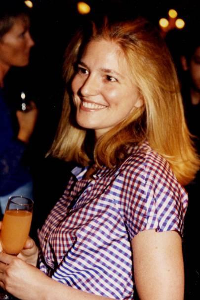 Mrs Giovanni Agnelli
