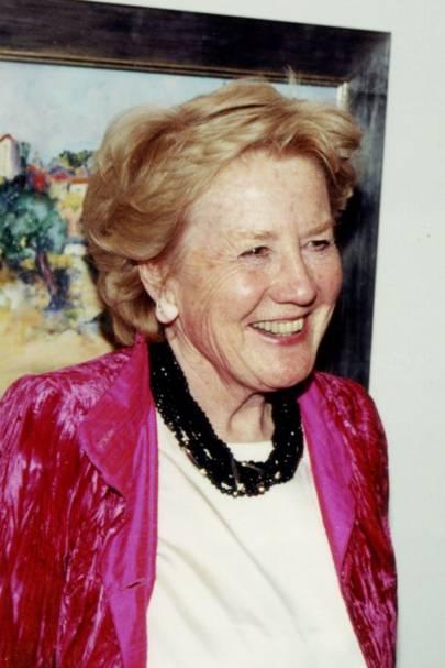 Mrs David Bradstock