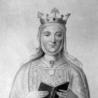 Eleanor of Aquitaine, wife of King Henry II