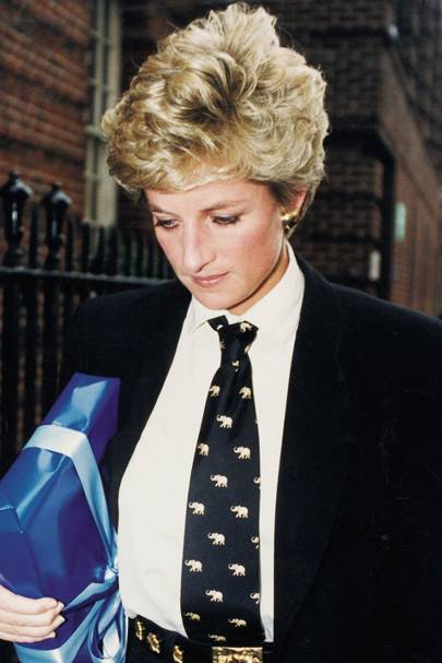 Diana, Princess of Wales, 1994
