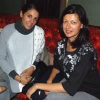 Deep Kailey and Fozia Khan