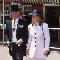 Richard Hambro and Mrs Richard Hambro
