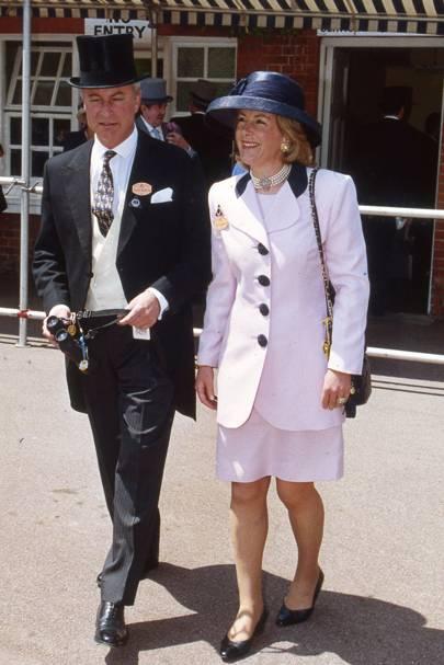 Richard Hambro and Mrs Richard Hambro