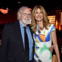 Bruce Dern and Laura Dern