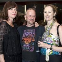 Eleanora Cunietti, Charles Bateson and Sarah Chambers