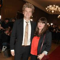 Simon Farnaby and Claire Keelan