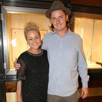 Jaime Winstone and James Suckling