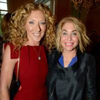 Kelly Hoppen and Brix Smith-Start