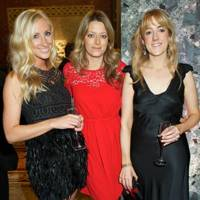 Emma Pilkington, Sophia Aitken and Lucy Beaumont