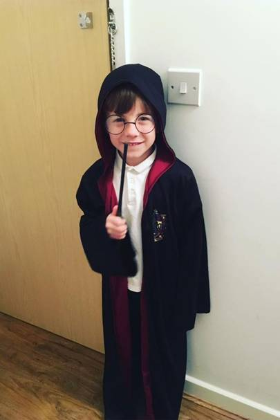 Luca Morter as Harry Potter