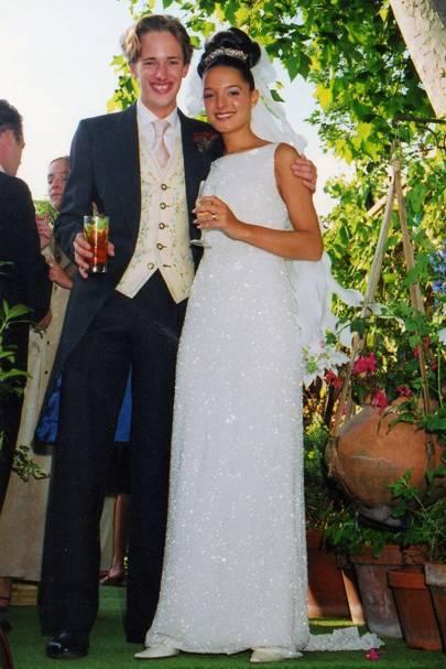 Alexander Peto and Samantha Peto