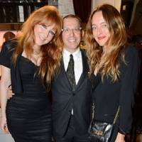 Jonathan Newhouse, Charlotte Tilbury and Alice Temperley