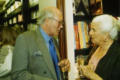 Alistair Horne and Elizabeth Jane Howard