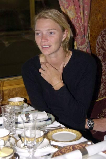 Jodie Kidd in 2004